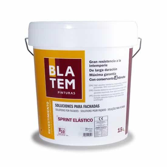 Blatem Sprint Elastico con Conservante Antimoho- 15 litros